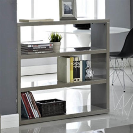 LPD Limited Puro Bookcase in Stone