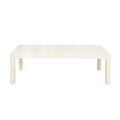 LPD Limited Puro Coffee Table in Cream