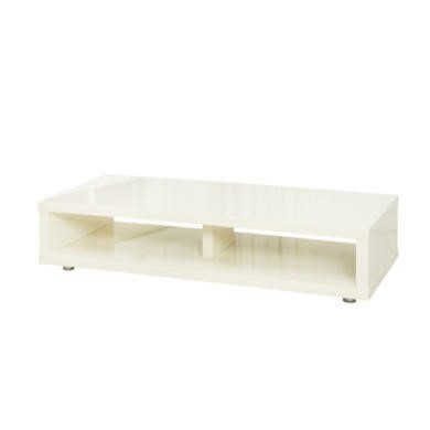LPD Limited Puro TV Stand in Cream