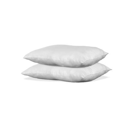 Hollowfibre Pillow Microfibre Pack Of 2 Furniture123