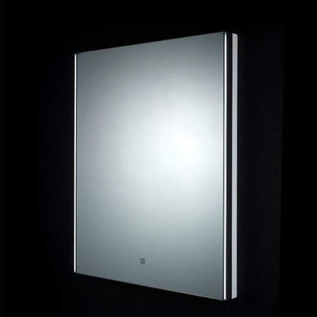 RAK Resort LED Mirror with Demister Pad and Shaver Socket 700 x 550mm