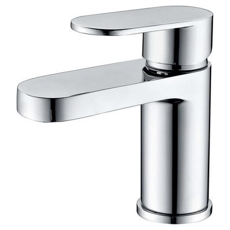RAK Ceramics Compact Eco Chrome Mono Basin Mixer Tap with Waste