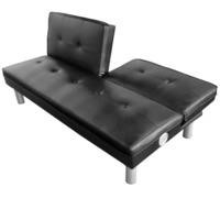 LPD Limited Rio Sofa Bed In Black