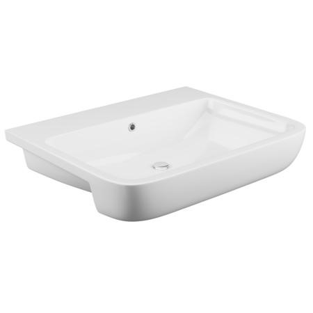 Davana Semi Recessed Sink - 1 Tap Hole