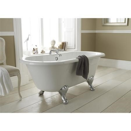 Downham Freestanding Bath - Lion Leg Set 1500mm