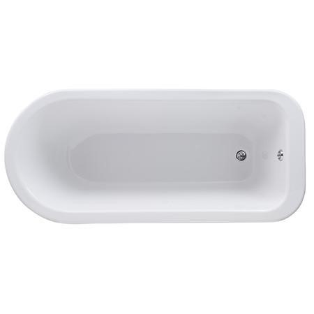 Chorlton Freestanding Bath - Lion Leg Set 1700mm