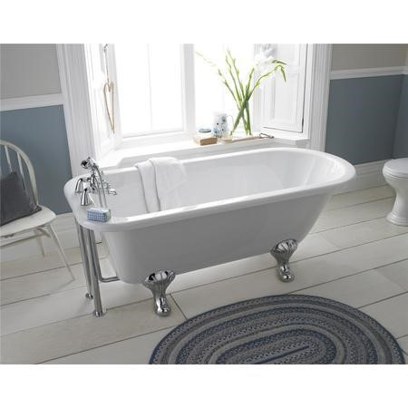 Chorlton Freestanding Bath - Console Leg Set 1700mm