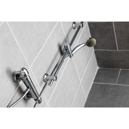 Regal Round Shower & Slide Rail Kit
