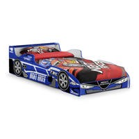 Julian Bowen Roadster Racing Car Bed Frame - Exclusive to us!