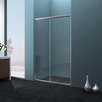 1000 Sliding Shower Door  Universal Fit 4mm Glass Taylor & Moore