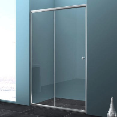 1200 Sliding Shower Door  Universal Fit 4mm Glass  Taylor & Moore