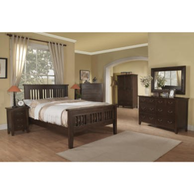 Wilkinson Furniture Shrewsbury Superling Bed Frame in Pine
