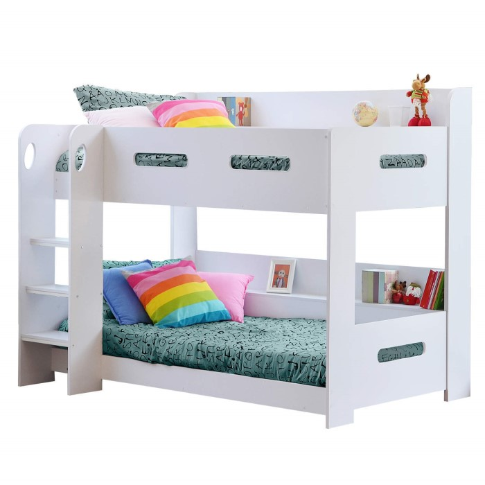 white stairway twin beds over flamingo storage product full bed bunk
