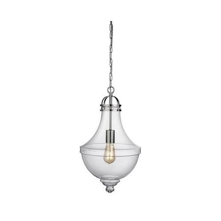 Glass Pendant Light with Drop Effect - Cairo