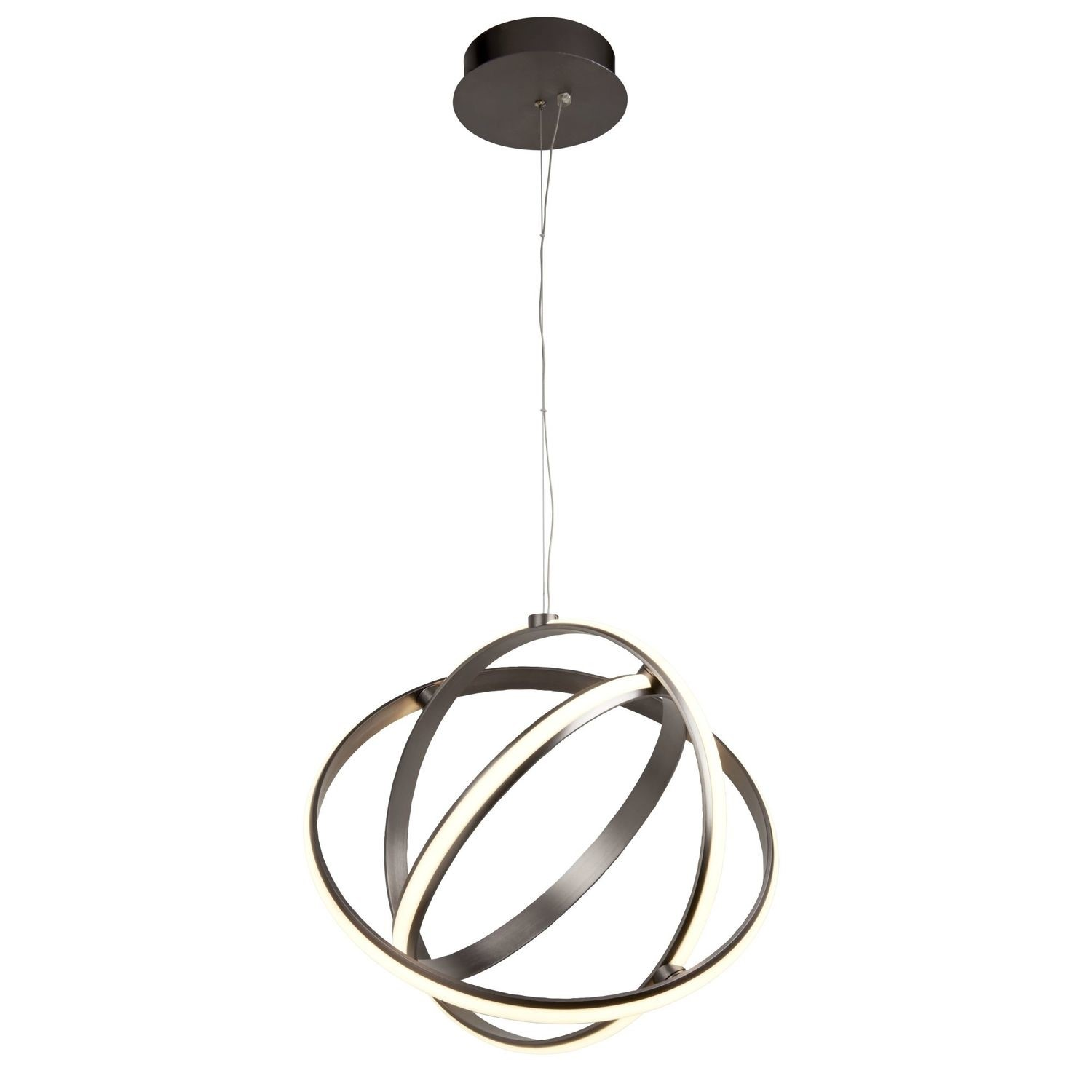 Ceiling Pendant with 3 LED Lights - Magic
