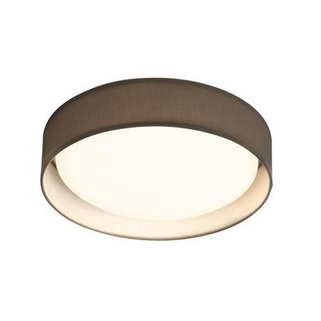 LED Ceiling Light in Grey & White - Gianna