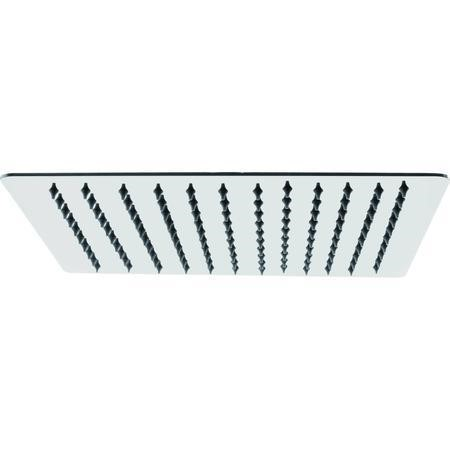 Stainless Steel Square Shower Head - 300mm