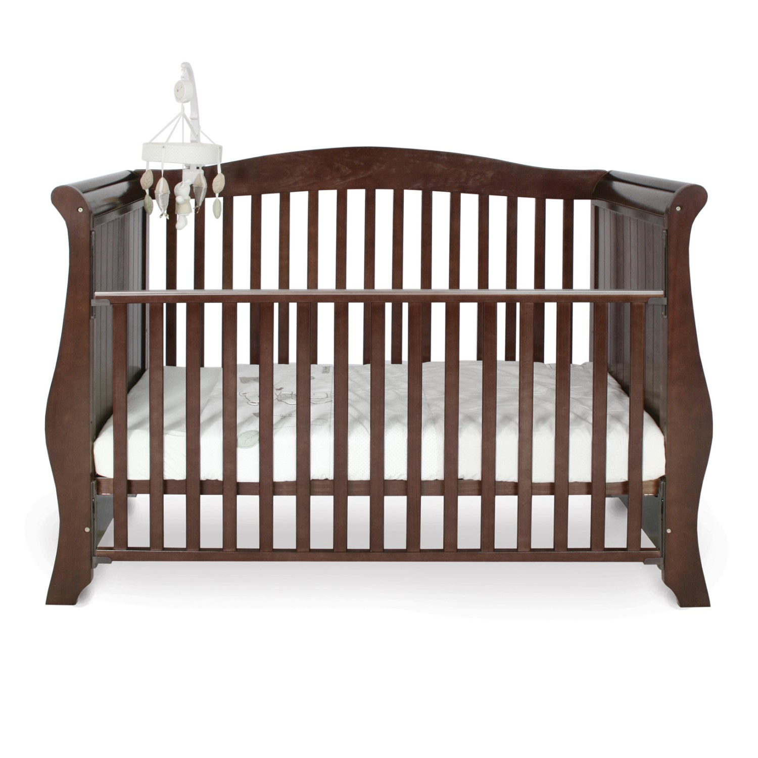 Babystyle Hollie Sleigh Cotbed Brand New 3 Finishes Baby Buy Now