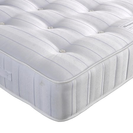 Super Orthopaedic Coil Sprung Small Double Mattress - Firm Firmness