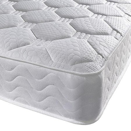 Luxury 1000 Pocket Sprung Combination Double 4'6 Mattress - Medium/Firm Firmness