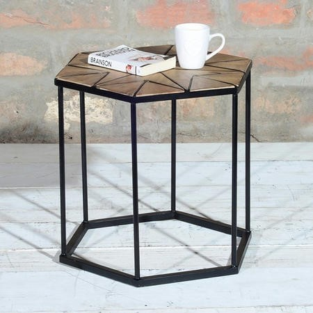 Industrial Side Table Suri Furniture123