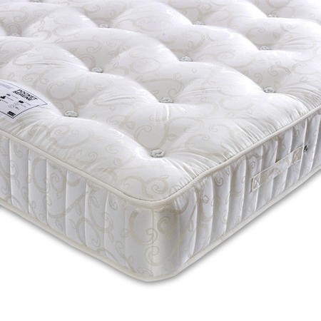 Serena 1000 Pocket Orthopaedic Tufted Single 3ft Mattress