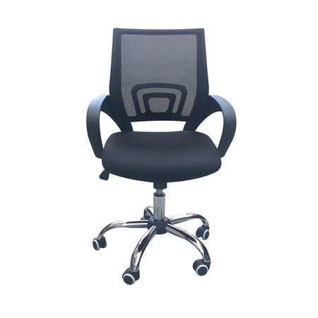 LPD Tate Office Chair with Mesh Back in Black