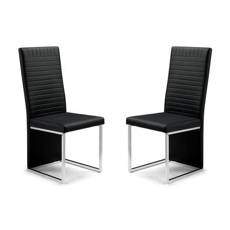 Julian Bowen Tempo Pair of Dining Chairs