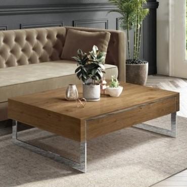 Brown Coffee Table Furniture123