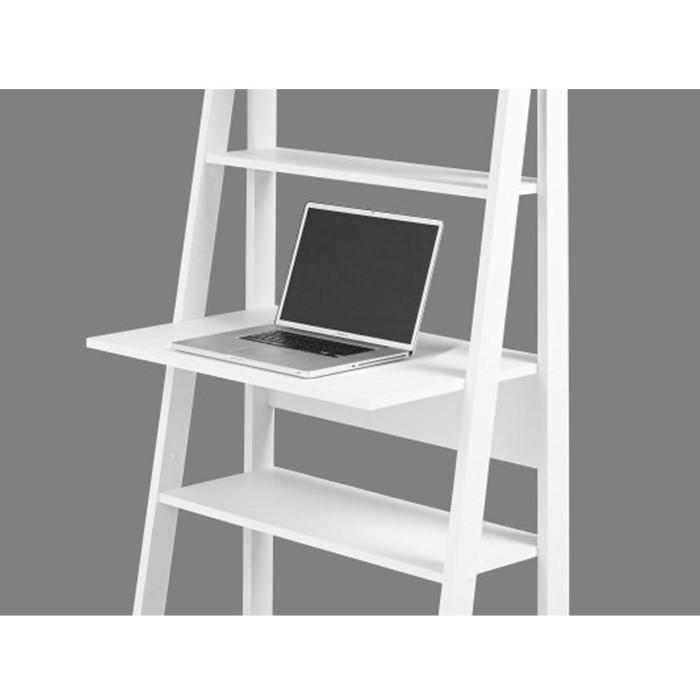 Lpd Tiva Ladder Desk In White Furniture123