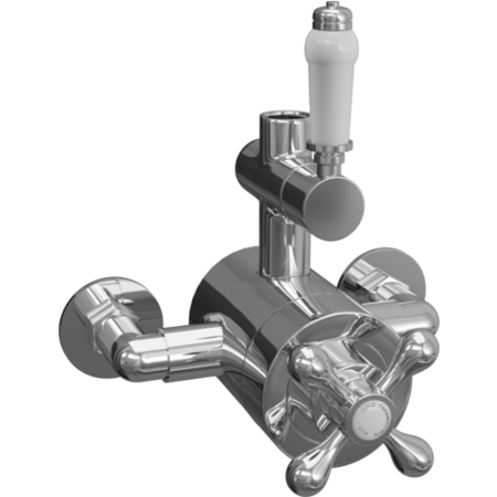 Traditional Exposed Shower Valve