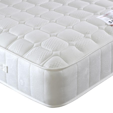 Ultimate Orthopaedic Pocket Sprung Single Mattress - Medium/Firm Firmness