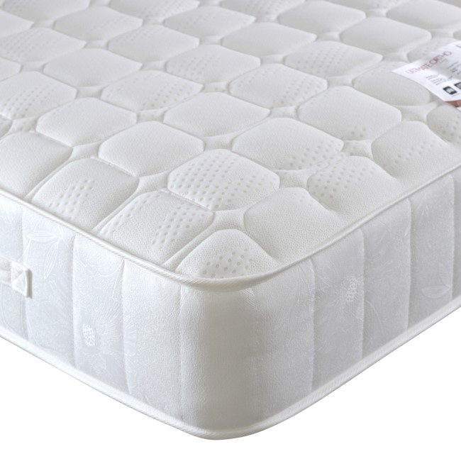 Ultimate Orthopaedic Pocket Sprung King Size Mattress - Medium/Firm Firmness