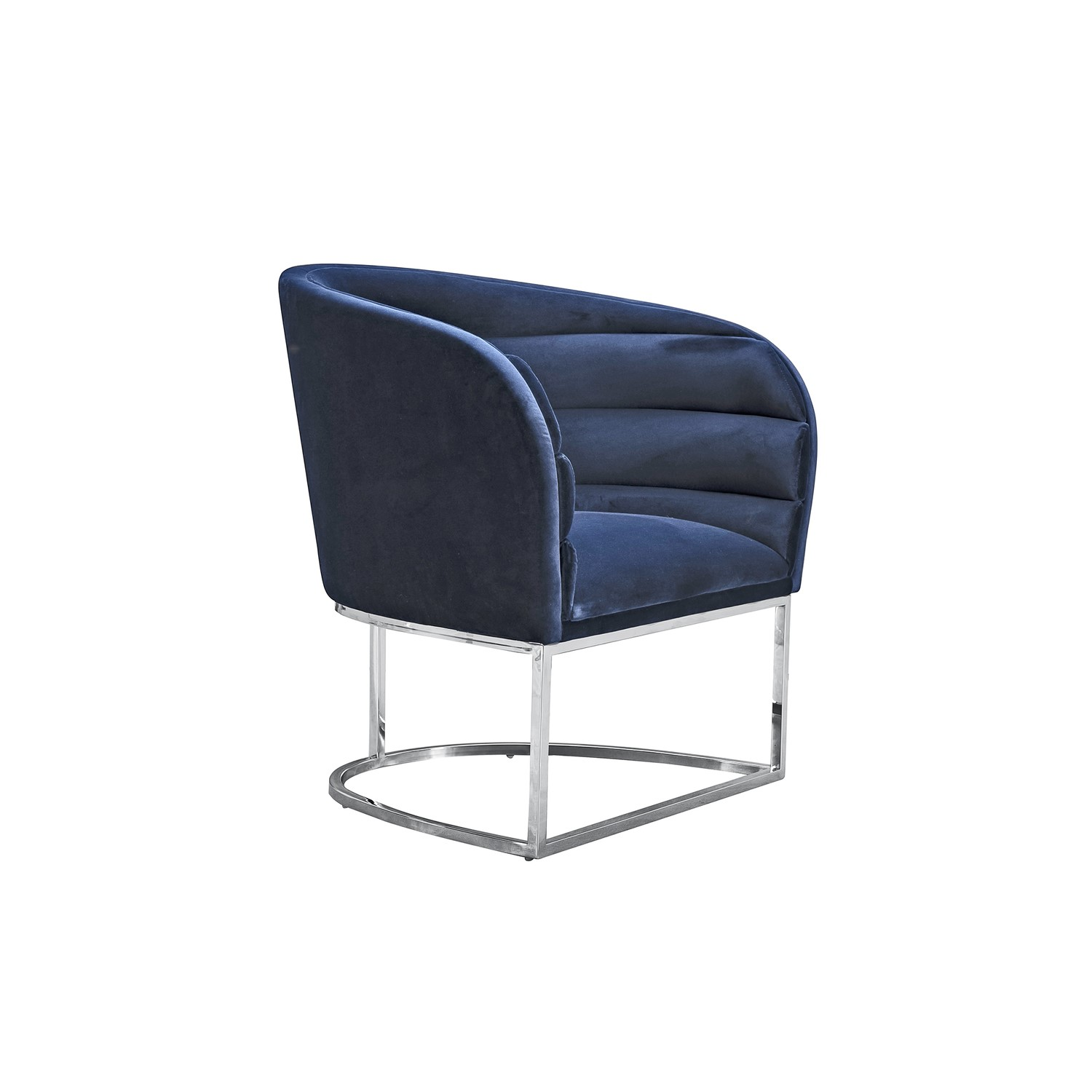Image of: Upton Accent Chair Blue Furniture123