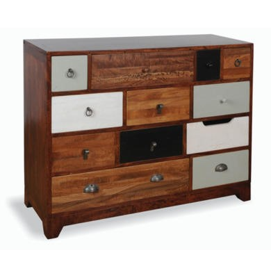 VINT04 Oceans Apart British Vintage 11 Drawer Chest