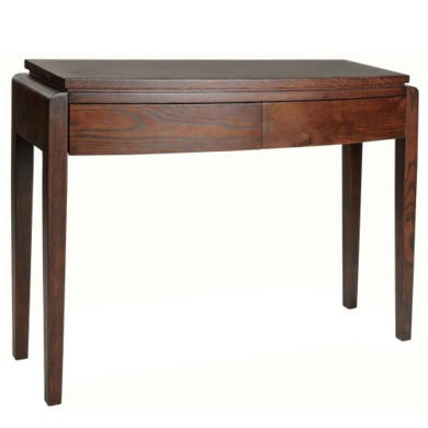 Belvedere Oak Old English Finish Medium Console Table