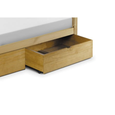 Julian Bowen Pine Under Bed Wheelie Drawer