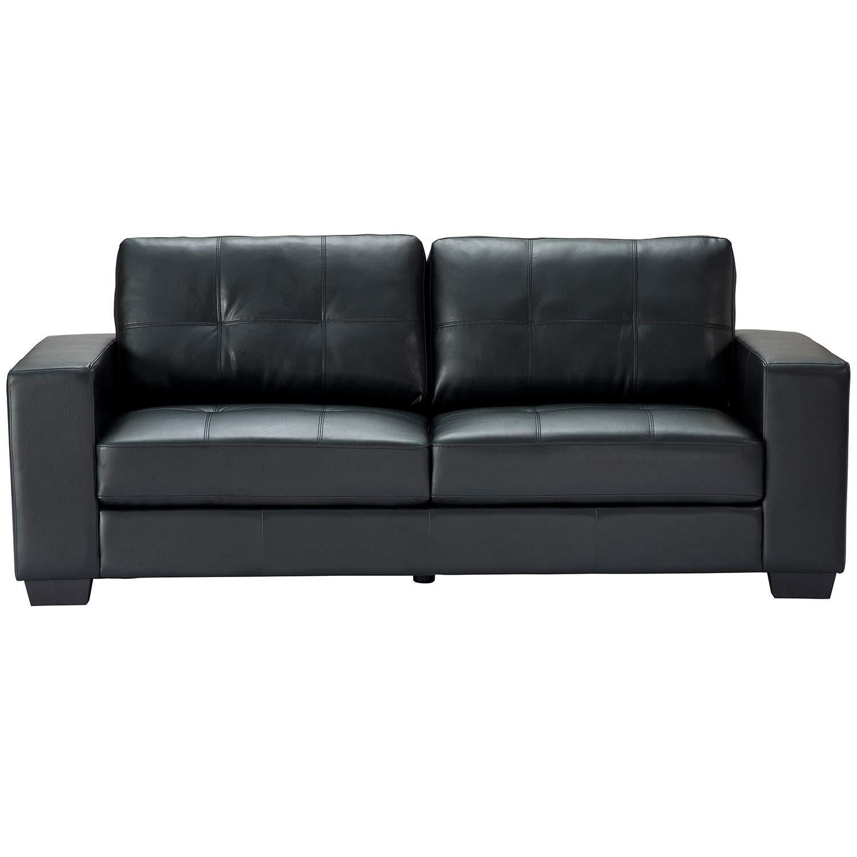 Astounding World Furniture Durban 3 Seater Sofa In Black Beatyapartments Chair Design Images Beatyapartmentscom