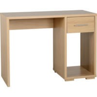 Seconique Kingston Computer Desk in Oak