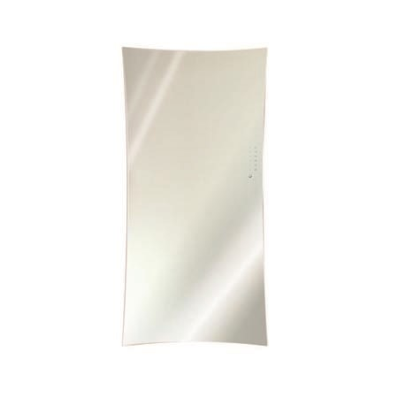 Horizontal Mirror Glass Radiator - 1063 x 532mm