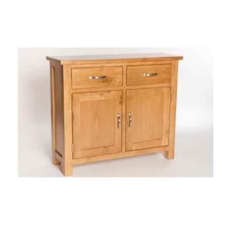 Furniture link york 2 door 2 drawer sideboard furniture123 for Sideboard york