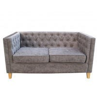 LPD York Grey Slate Sofa