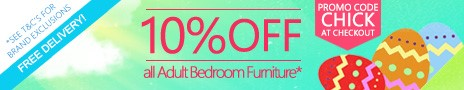 Save on Bedroom furniture