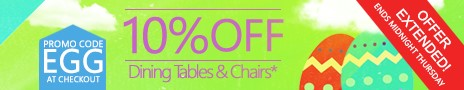 Save on dining tables & chairs