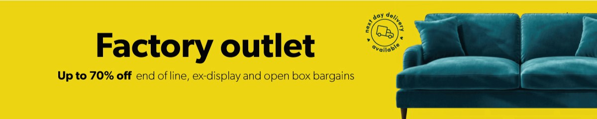 Factory Outlet - Deals up to 70% off