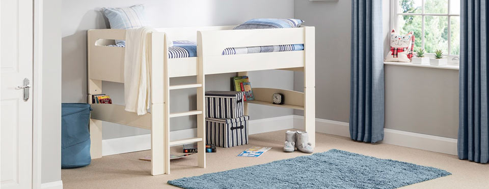 oxford captain bed