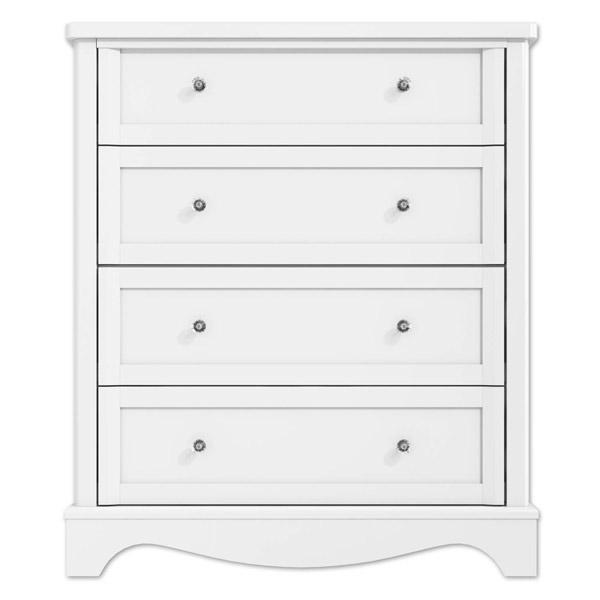 Victoria 4 drawer chest