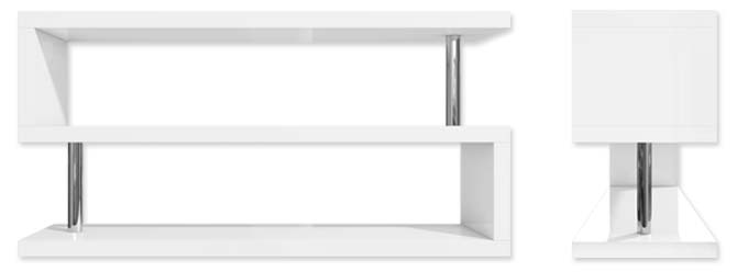 Artemis TV stand view points