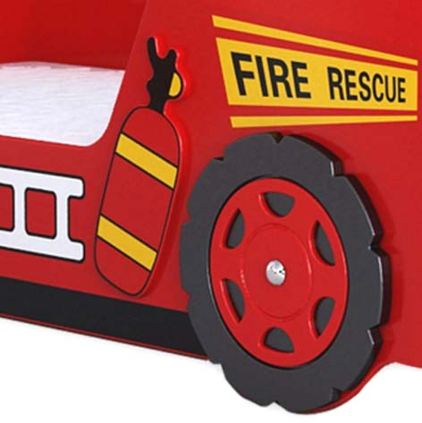 Fire Engine Detail