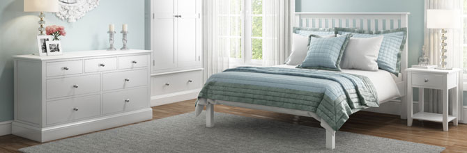 Harper bedroom set